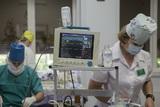 Московские хирурги спасли зрение малышу, которого поранила мать в приступе ревности