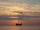 Археологи обнаружили в Норвегии 20-метровый корабль викингов