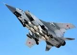 Пилот МиГ-31 снял на видео встречу с истребителем НАТО
