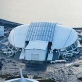 На сочинском стадионе тестируют информационное оборудование к ЧМ-2018