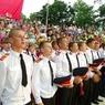 Суворовцы в Анапе отметили День Союзного государства
