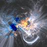 Солнечный удар по Земле: петли плазмы схлестнулись (ФОТО, ВИДЕО)
