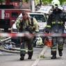 В Мытищах прогремел мощный взрыв: разрушены гаражи, сообщается о погибшем
