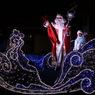Теплая погода смешала все  планы главного Деда Мороза в Вологде