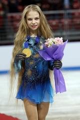 Рекорды российской фигуристки дважды в Книге рекордов Гиннеса