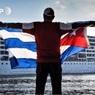 В кубинский порт прибыл первый за полвека круизный лайнер из США
