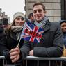 В Новый год британцы полностью разложились (ФОТО, ВИДЕО)