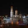 """В """"Час Земли"""" в Кремле погасили свет"""
