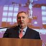 Рогозин доложил Путину о ситуации в космической отрасли