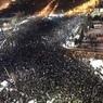 Румынское МВД извинилось перед пострадавшими во время митинга в Бухаресте