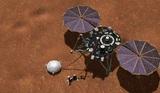 Зонд InSight столкнулся с проблемами во время бурения поверхности Марса