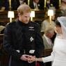 Появились первые кадры со свадьбы принца Гарри и Меган Маркл