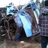 Задержан водитель автобуса, спровоцировавший смертельную аварию с поездом