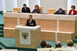 Два российских сенатора заразились коронавирусом, один из них в тяжёлом состоянии