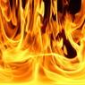 На Садовом кольце в Москве сгорел автомобиль BMW (ВИДЕО)