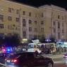 В центре Воронежа взорвался автобус