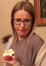 Посторонние люди выложили в Сеть фото беременной Собчак