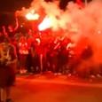 В Македонии полиция разогнала протестующих слезоточивым газом