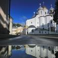 В Великом Новгороде строят гостиницу с зимним садом и СПА