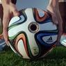 Мяч чемпионата мира по футболу оснастили шестью панорамными камерами