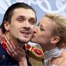 Фигуристы Татьяна Волосожар и Максим Траньков объявили о помолвке