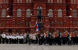 Манежную площадь украсит Жуков-2 три метра ростом