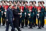 Путин встретился с Ким Чен Ыном во Владивостоке