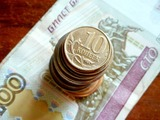 Каждый пятый россиянин получает менее 15 тыс. руб. в месяц, показало исследование