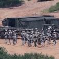 США и Южная Корея решили приостановить совместные военные учения