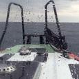В Черном море недалеко от Крыма затонуло судно с металлоломом под флагом Панамы