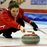 Чемпионат Европы по кёрлингу: Россия уступает, Дания уходит в отрыв