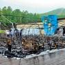 Хабаровского замминистра отстранили от должности после пожара в лагере