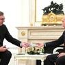 Александр Вучич пригласил Владимира Путина в Сербию