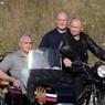 Глава Крыма объяснил детям, почему ездил с Путиным на мотоцикле без шлема
