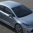 Toyota показала новую Corolla для России