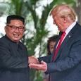 """Трамп рассказал о """"химии"""" между ним и Ким Чен Ыном"""