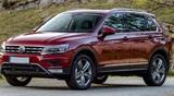 Внедорожник Volkswagen Tiguan получил специальную серию All Inclusive