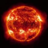 В NASA опасаются, что мощная вспышка на Солнце сегодня обернется катаклизмами