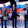Москва примет чемпионат Европы по фигурному катанию в 2018 году