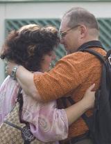 Женщина умерла от разрыва сердца, когда ей сообщили, что ее мужа больше нет в живых