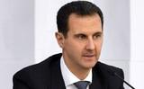Асад исключил участие западных стран в восстановлении Сирии