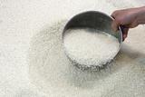 В Китае появился поддельный рис из смеси картофеля и резины