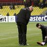 """Футболисты """"Олимпиакоса"""" оштрафованы на полмиллиона за вылет из Лиги Европы"""