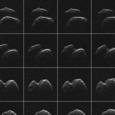 NASA опубликовало фото летящего к Земле астероида
