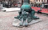 Дорогие мои москвичи - каменные, бронзовые и бетонные. Фотопрогулка - II