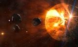 Земля потеряла до 60% атмосферы в столкновении, которое сформировало Луну