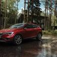 В Сети появились первые фото кросс-купе Renault Arkana