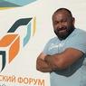 Эльбрус Нигматуллин установил новый рекорд России по буксировке грузовика
