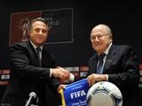 Россия поддержит Блаттера на выборах президента ФИФА
