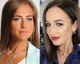 Бывшие жены футболистов - Барановская и Бузова, пролили слезы в ток-шоу на Первом